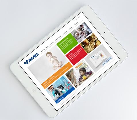Nuevo sitio tablet